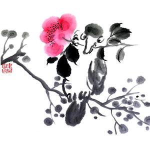 艺术家档案 — 老树画画